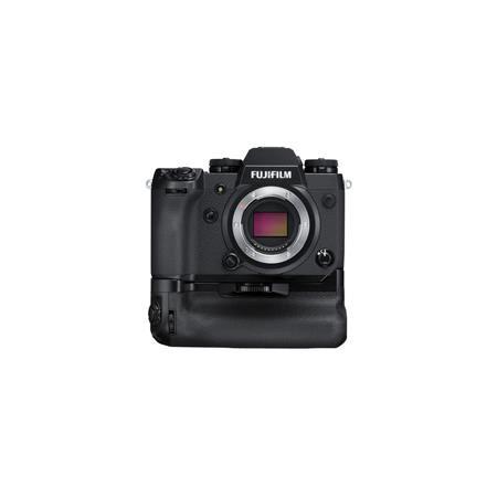 X-H1 24.3MP Mirrorless Digital Camera Body with Vertical Power Booster Grip Kit, Internal