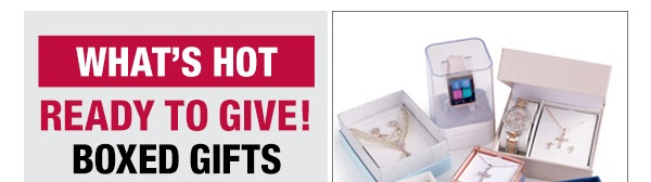 What's Hot: Ready to Give! Boxed Gifts from $5.99: