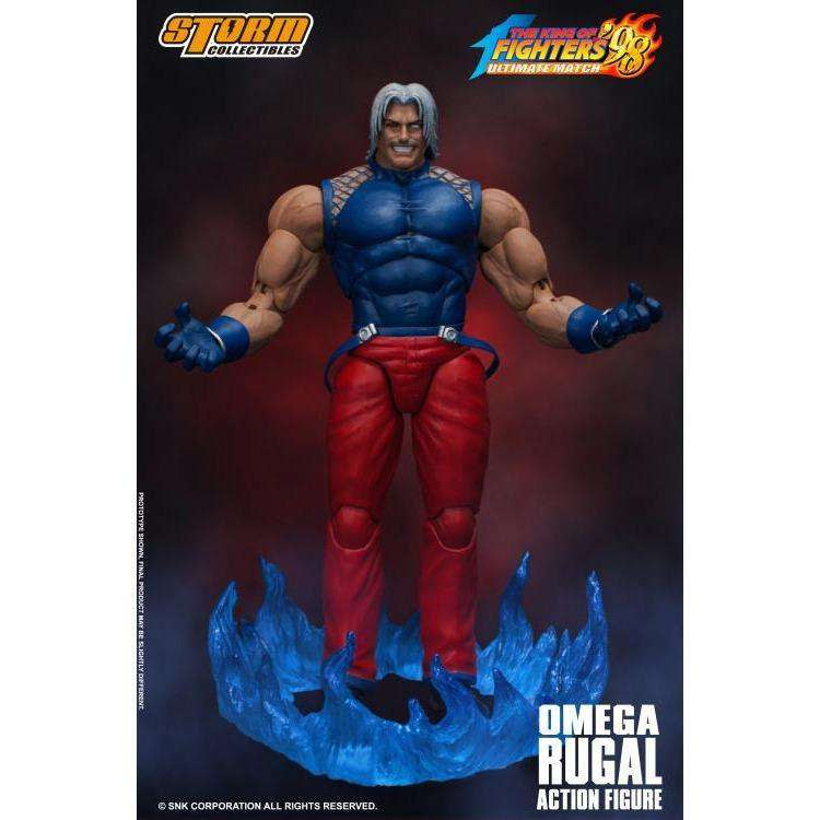 Image of The King of Fighters '98 Omega Rugal 1/12 Scale Figure