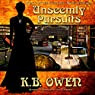 Unseemly Pursuits: The Concordia Wells Mysteries Book 2