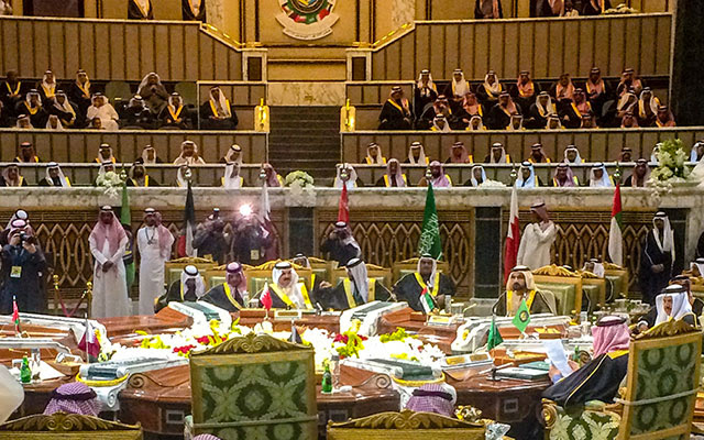The most recent Gulf Cooperation Council Heads of State Summit in Saudi Arabia took place in 2015.