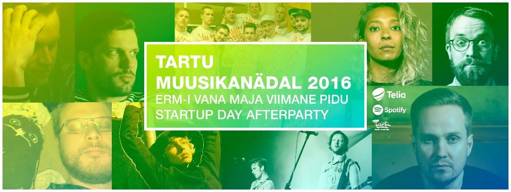 Tartu Music Week 2016