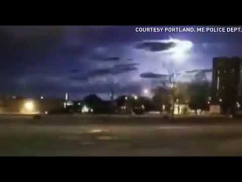 UPDATE ~  Huge Fireball with 'Sonic Booms' Lights Up the Skies Over Maine  Hqdefault