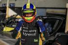 Piloto Luciano Zangirolami pole da segunda corrida (Luciano Santos/SiGCom)