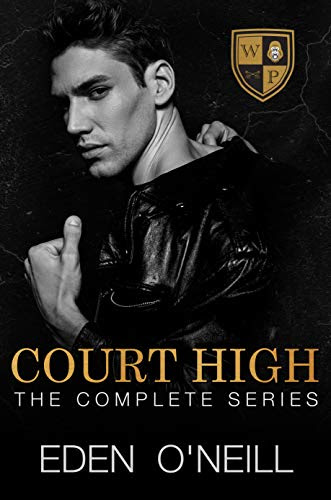 Cover for 'Court High (The Complete Series)'