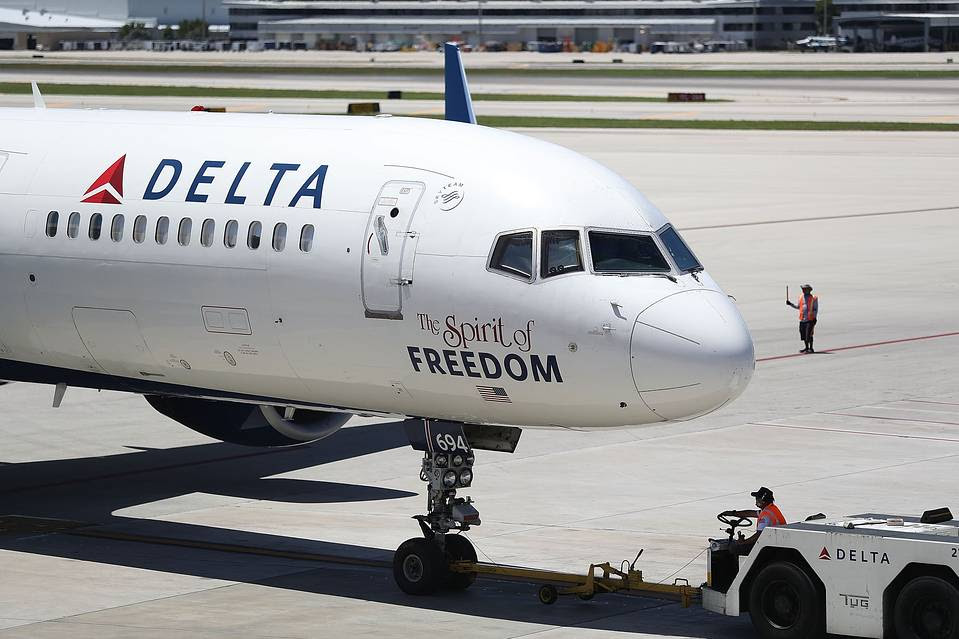 Delta Air Lines Grounded Worldwide: None Dare Call It Corporate Sabotage!