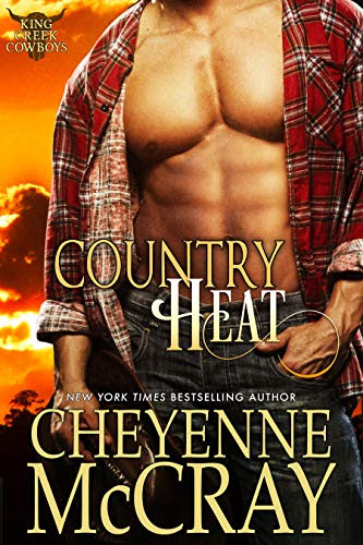 Cover for 'Country Heat (King Creek Cowboys Book 1)'