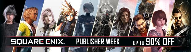 Square Enix Publisher Week