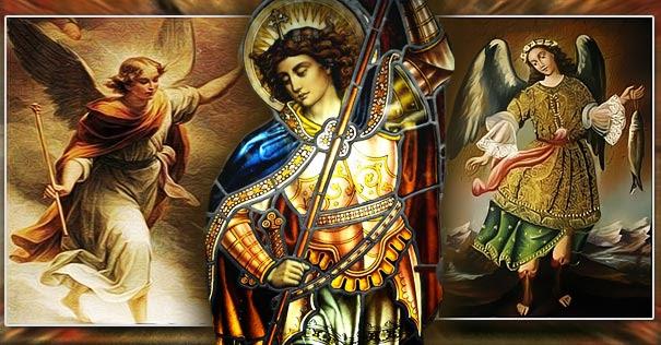 angeles arcangeles de dios san gabriel rafael miguel