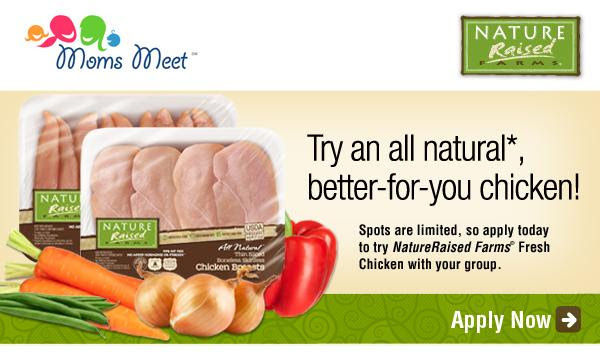 natureraised FREE NatureRaised Farms Fresh Chicken?!