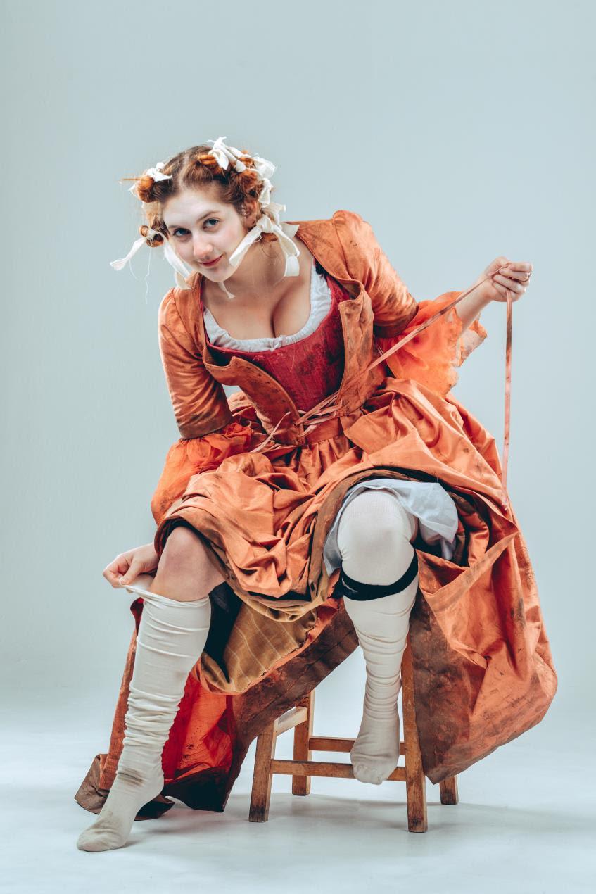 Elise Phillimore Costume