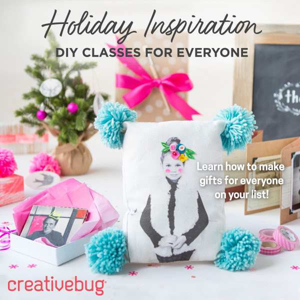 Holiday DIY Classes at Creativ...