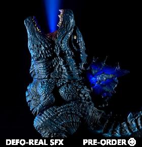 Godzilla: King of the Monsters Defo-Real SFX Godzilla