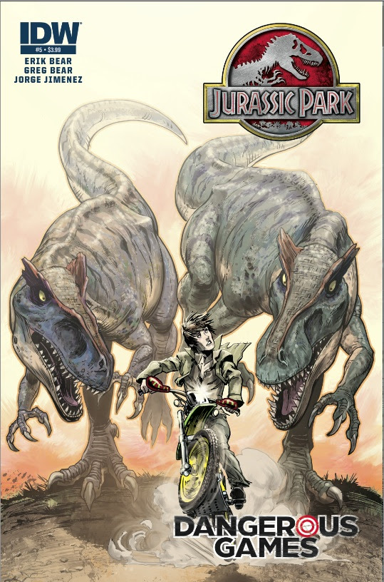 Read Jurassic Park Dangerous Games