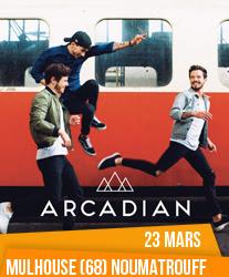 Arcadian à Mulhouse