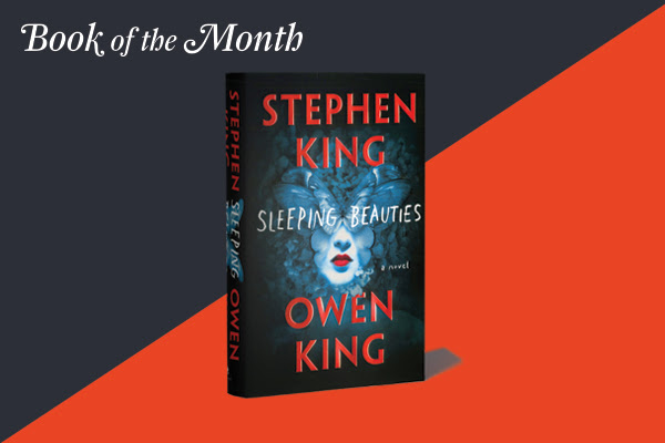 Stephen King is back! FREE boo...