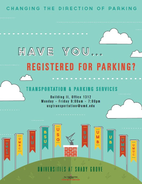 Parking Registration