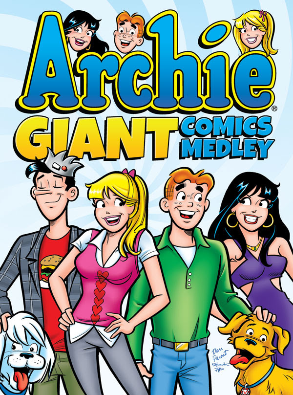 Archie Giant Comics Medley Cover