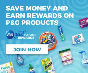 P&G Good Everyday Rewards [435500]