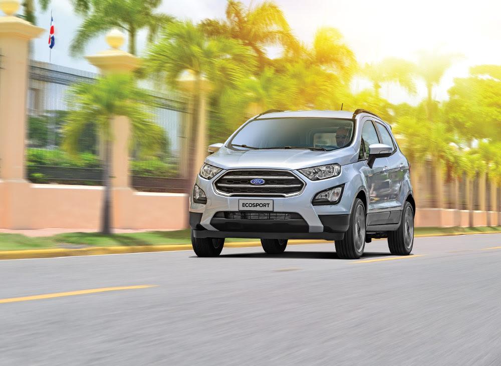 Nuevo Ford EcoSport » 'Ford-Talece' Encanto y Diversión [PRUEBA]