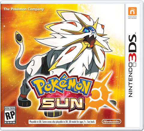 After becoming the most pre-ordered video games in Nintendo history, Pokémon Sun and Pokémon Moon –  ...