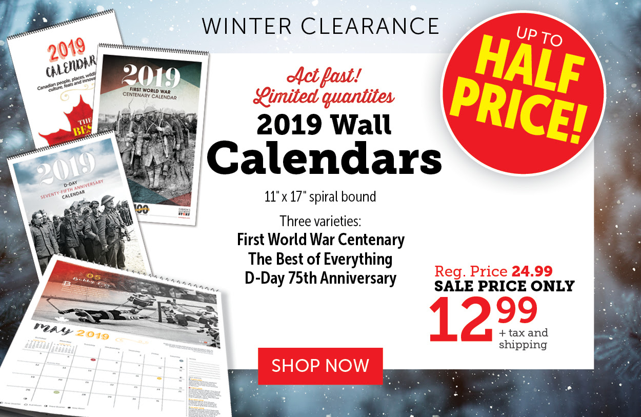 Flash Sale - 50% OFF Calendars