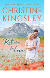 Return to Love by Christine Kingsley