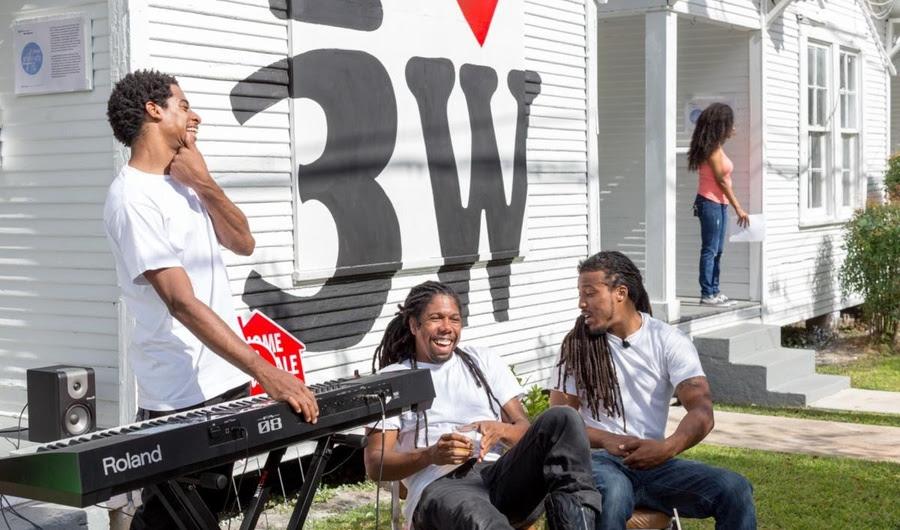 Cómo Negro de artistas, distribuidores y colectores están impulsando las carreras de sus compañeros más jóvenes