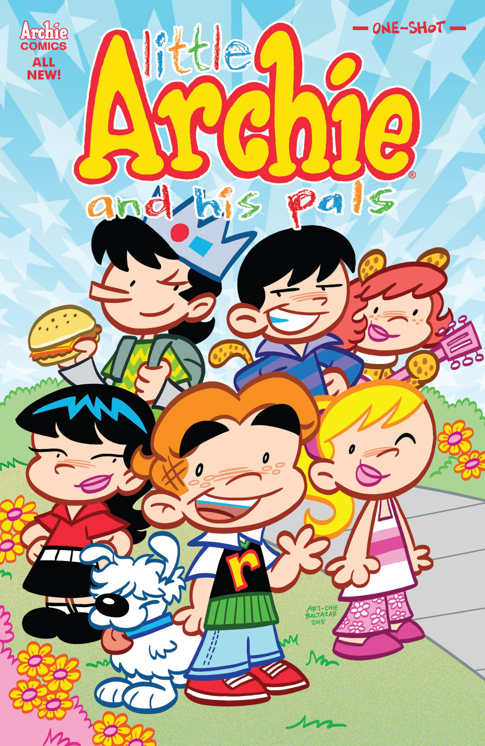 Little Archie Cover