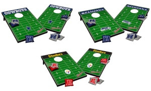 NFL Tailgate Toss Set with Bags