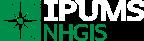 IPUMS NHGIS Logo
