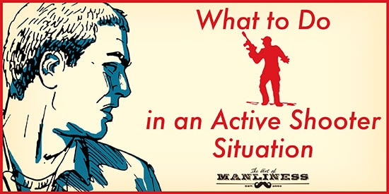 what to do in an active shooter situation