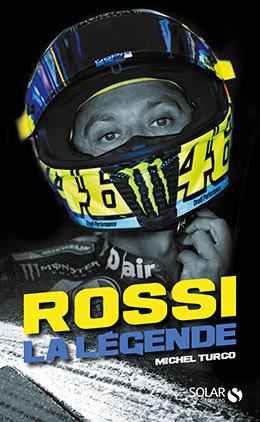 Couverture : Rossi : la légende