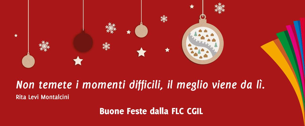 Buone feste dalla FLC CGIL
