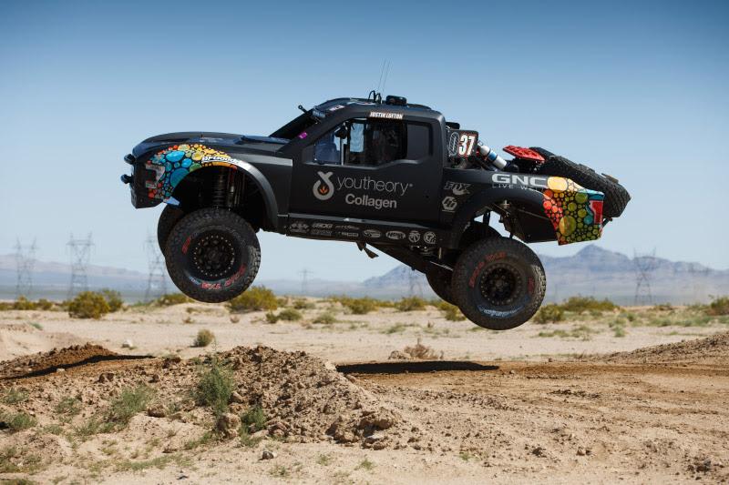 Justin Lofton, Youtheory Racing, Jeff Terzo, Silver State 300, FOX, Baja Designs