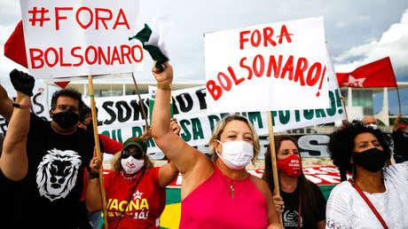 Bolsonaro, el presidente que acumula el récord de 64 pedidos de 'impeachment' y que aspira a reelegirse en 2022