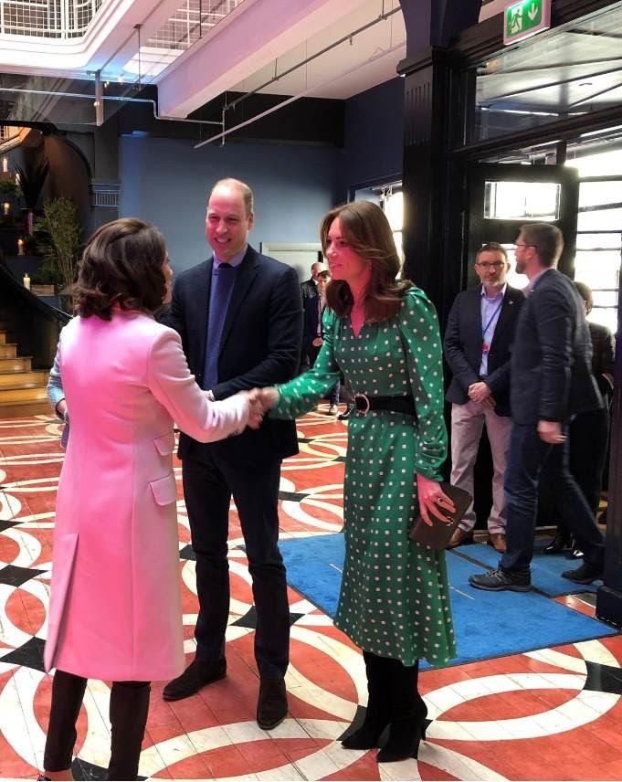 c944abbe 1b0c 4a97 a083 bc692645945a - Kate Middleton elige Jimmy Choo para acudir a varios eventos durante su viaje oficial en Dublín, Irlanda