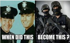 Police State 2014