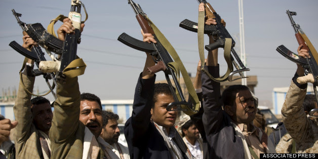 Report: Yemen Rebels Take Presidential Palace