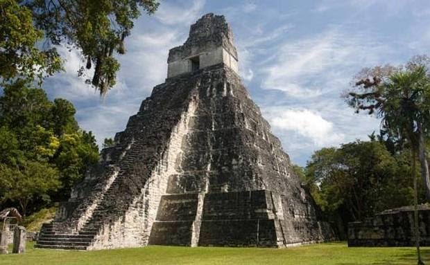 tikal templo - Resuelto el misterio de Tikal, una de las mayores capitales del Imperio Maya