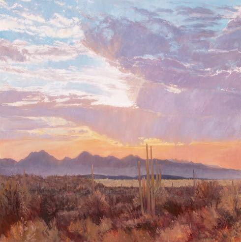 Desert Sky (490x492, 262Kb)