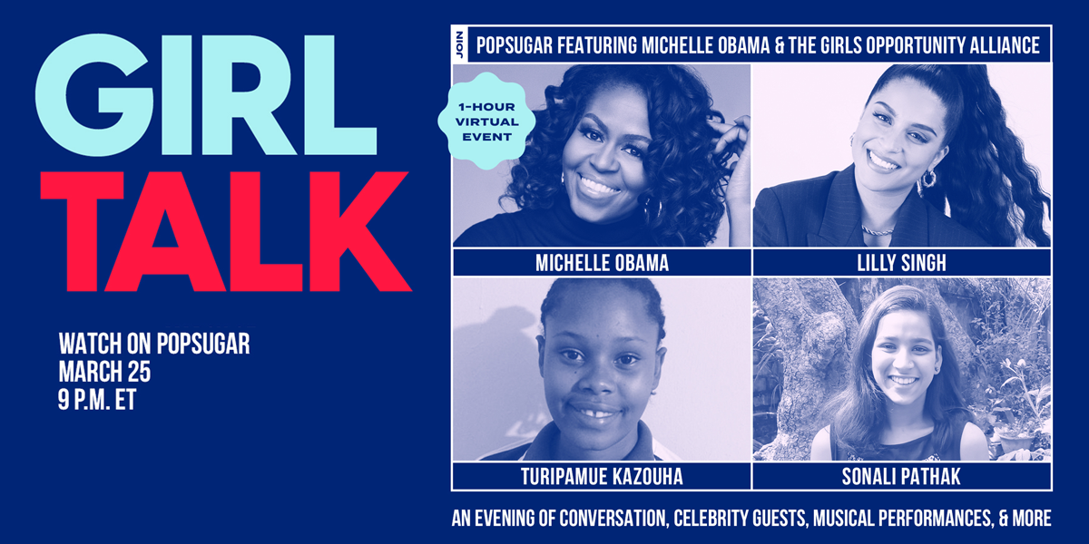 Girl Talk - Watch on POPSUGAR