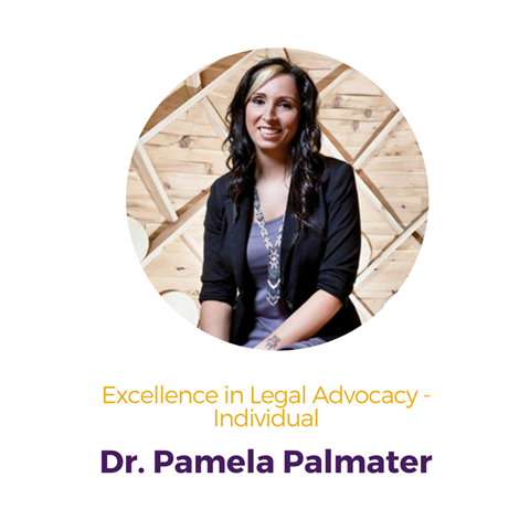 Dr. Pamela Palmater, Excellence in Legal Advocacy -Individual