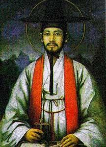 Święty Andrzej Kim Tae-gŏn