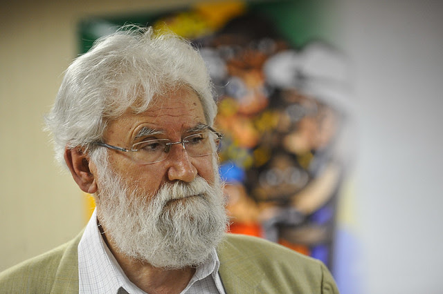 A los 80 años, el escritor y filósofo tiene más de cien libros publicados y lanza ahora el libro Reflexiones de un viejo teólogo y pensador - Créditos: Agencia Brasil