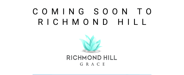 Coming Soon To Richmond Hill
