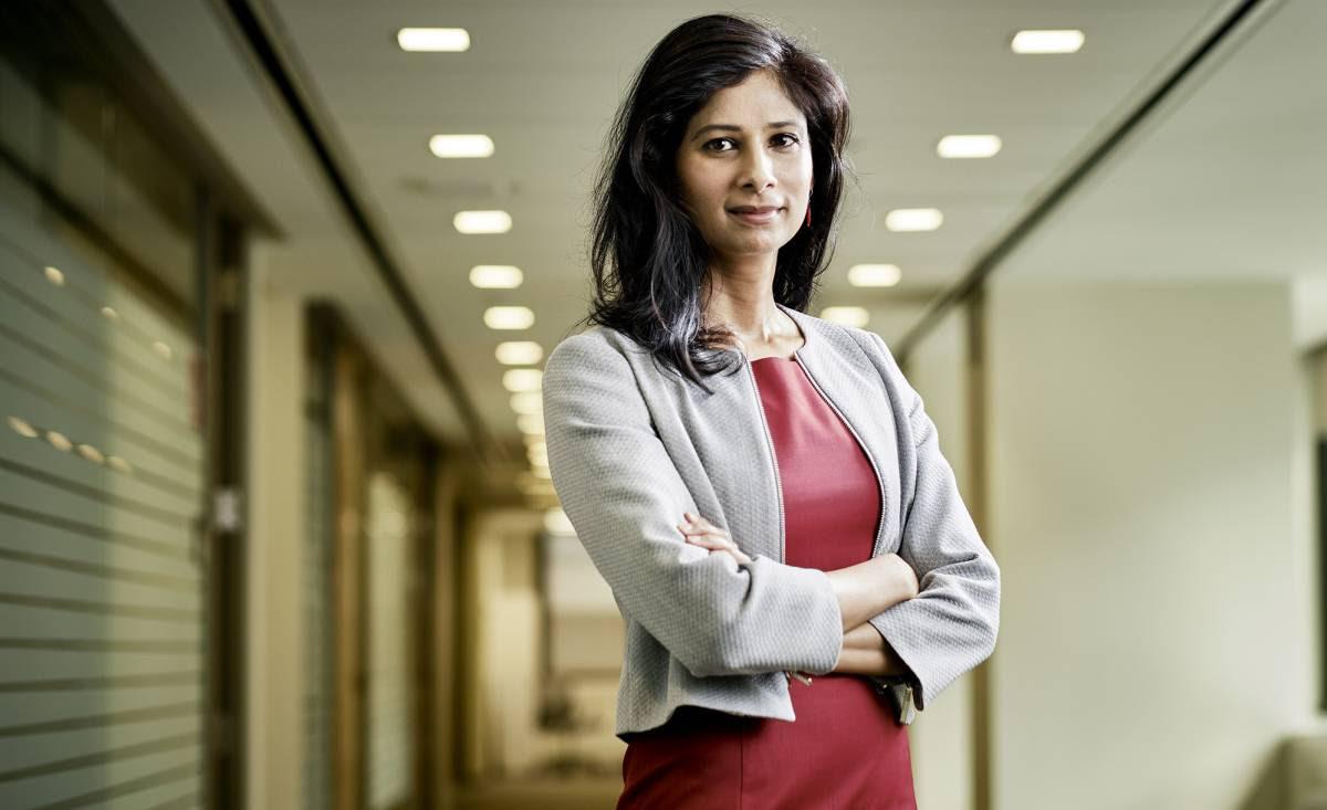 "Gita Gopinath: ""La próxima crisis será por algo que no hemos aprendido"""