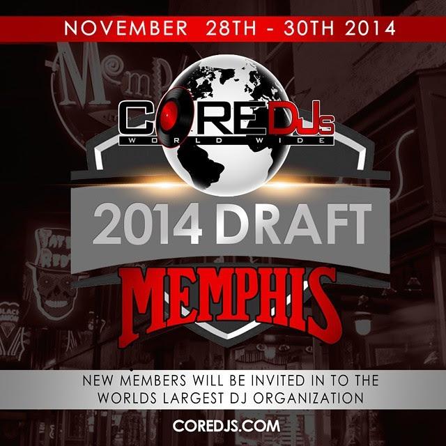 2014 CORE DJ Draft