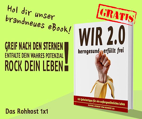 Rohkost 1x1 WIR 2.0 eBook