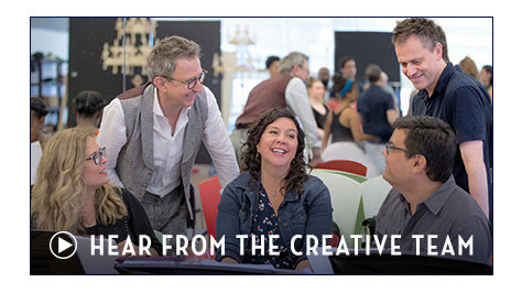 Hear From The Creative Team wih This Video